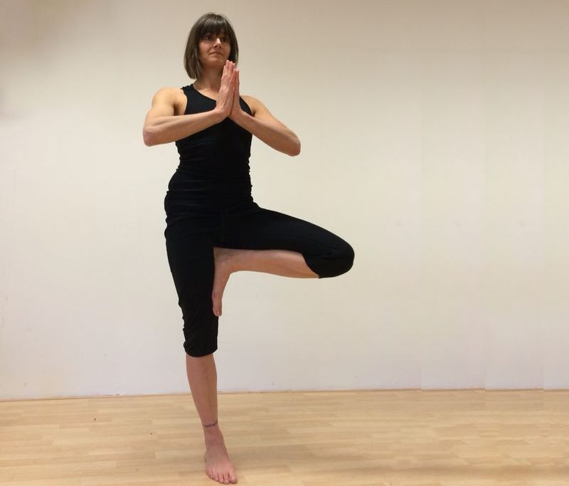 Yoga lessen in Landsmeer op de grens van Amsterdam Noord